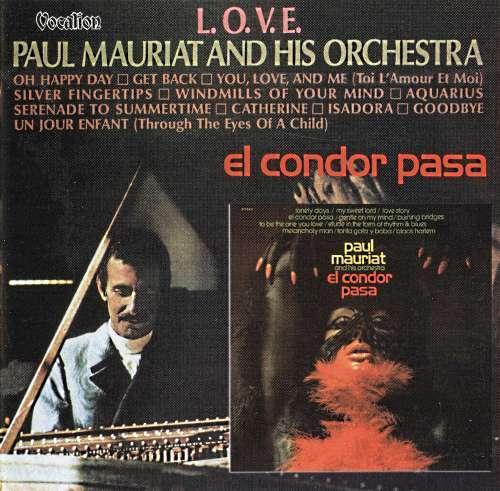 Paul Mauriat - El Condor Pasa (1971) & L.O.V.E. (1969)